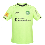 FC St. Gallen Children Goalkeeper Jersey 2020-21
