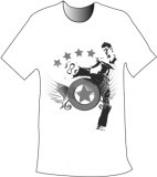 Shirt Man Starkick White