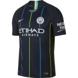 Manchester City Authentic Auswärts Trikot 2018-19