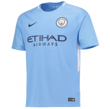 Manchester City Jersey 2017-18
