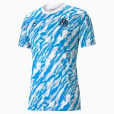 Olympique Marseille Iconic MCS Graphic Tee 2020-21