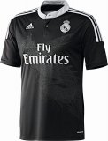 Real Madrid Drittes Kinder Trikot 2014-15